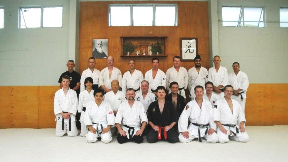 Auck Aikido seminar Dec 2012