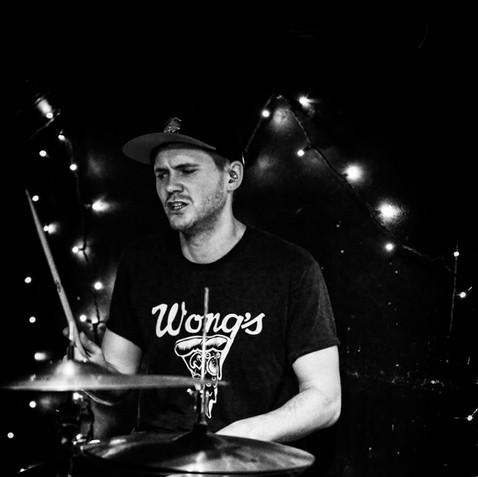 Mathew Gardner - Drums