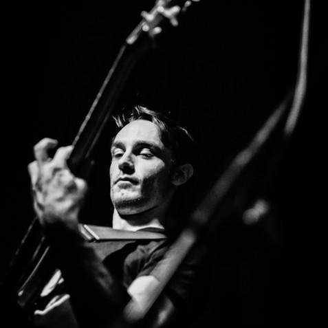 Dunstan Langrish - Bass