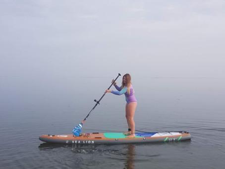 A Conversation with Rebecca Gillmore - RNLI Lifeguard, A Dip a Day, Going Viral + Tidal Joy