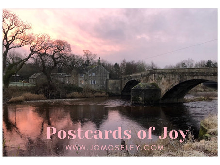 Sent with Love! Postcards of Joy - From My Heart to Yours - Stories to Lift Your Soul