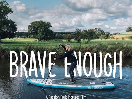 Brave Enough - A Journey Home To Joy
