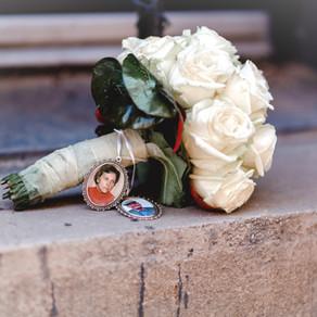 20. Brautstrauß