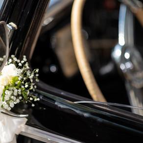 33. Hochzeitsauto / Kutsche