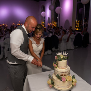 35. Hochzeitstorte