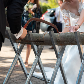 41. Hochzeitsbräuche, Sinn oder Unsinn?