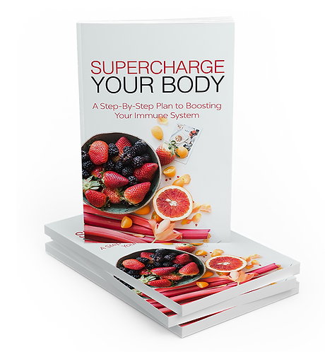Supercharge Your Body Pack