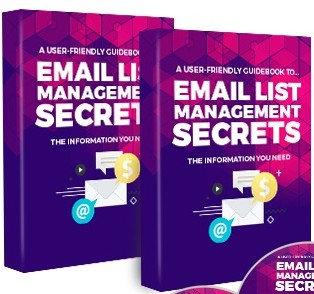 Email List Management Secrets Audio Pack