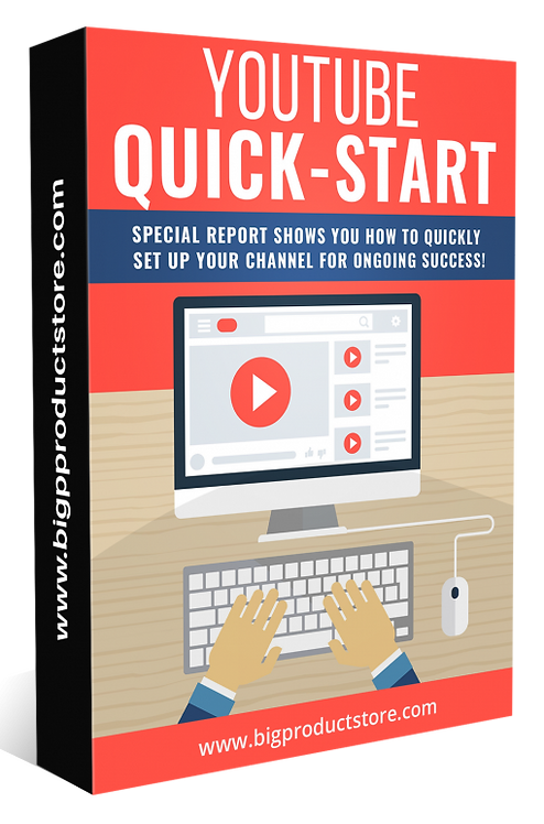 Youtube Quick Start Pack