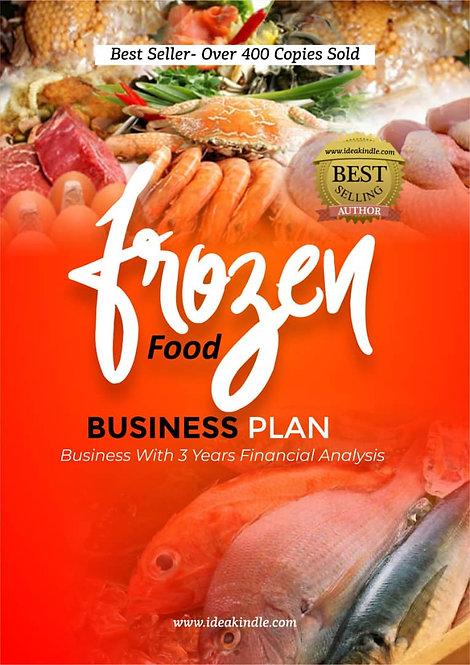 Frozen Foods Business Plan Template