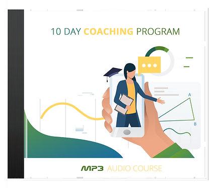 10 Day Coaching Program Audio Pack