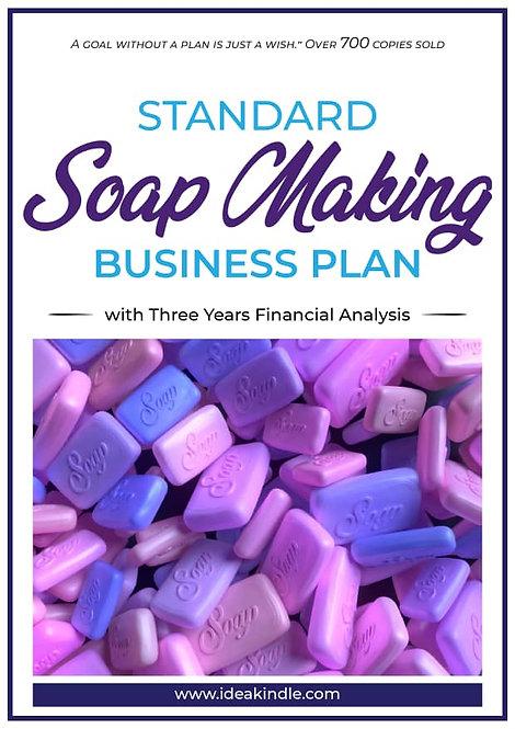 Standard Soap Making  Business Plan
