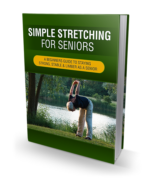 Simple Stretching For Seniors Pack