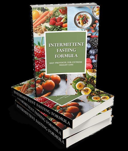 Intermittent Fasting Formula Pack