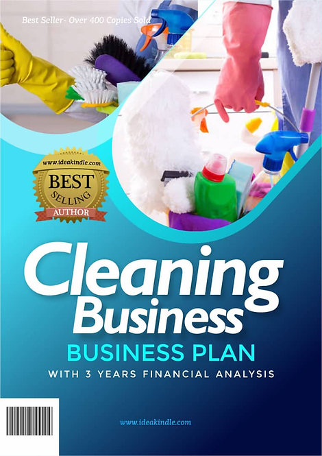 Cleaning Agency Business Plan