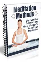 Meditation Methods eCourse