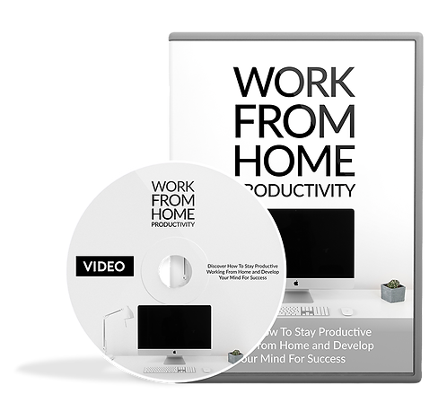 Work From Home Productivity Video Upgrade Pack