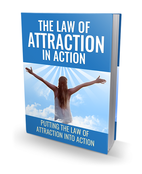 The Law Of Attraction In Action Pack
