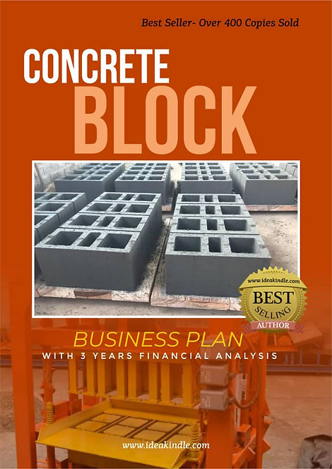 Blocks Business Plan