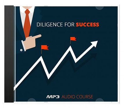 Diligence For Success Audio Pack