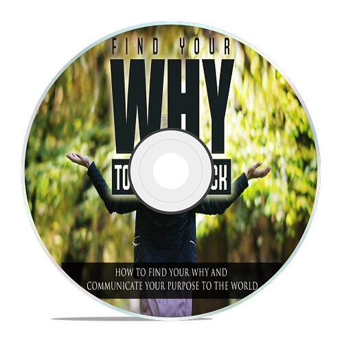 Find Your Why To Get Unstuck Video Upgrade Pack