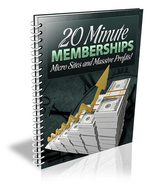 20 Minutes Membership