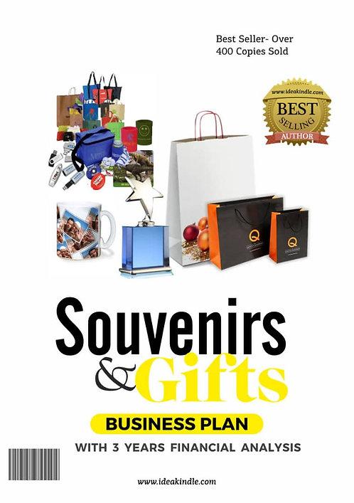 Souvenirs & Gifts Business Plan