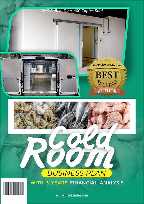 Cold Room Business Plan