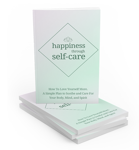 Happines Through Self-care Pack