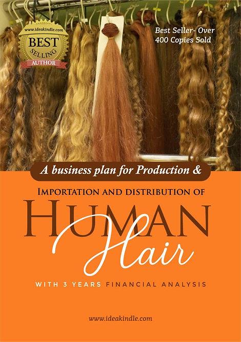 Importation & Distribution of Human Hair