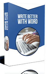 Write Better With Word Video Series Pack