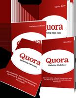 Quora Marketing Made Easy Pack