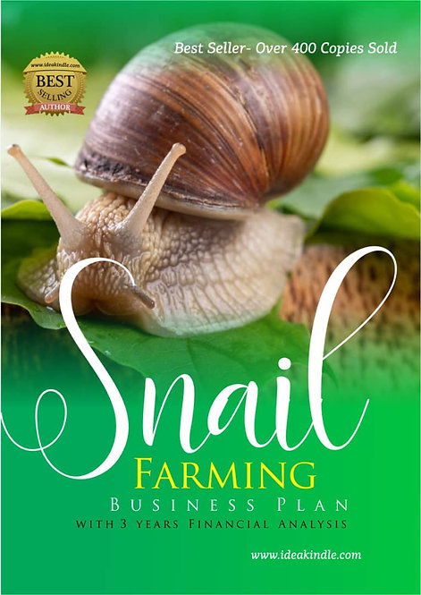 Snail Farming Business Plan
