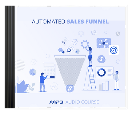 Automated Sales Funnel Audio Pack