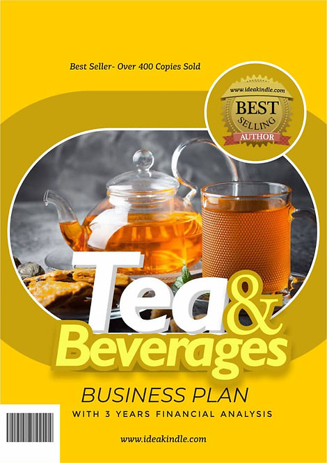 Tea and Beverage business plan