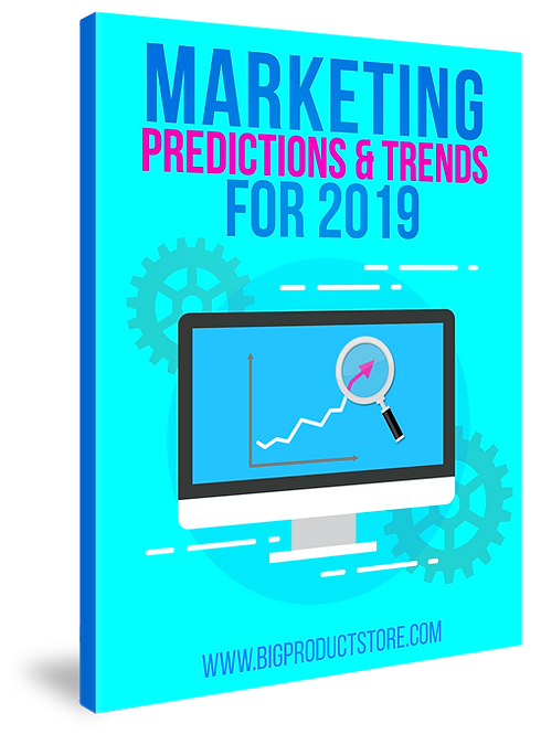 Marketing Preditions And Trends For 2019 eCourse