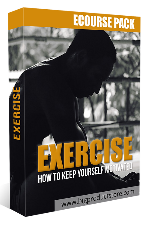 Exercise Ecourse Pack