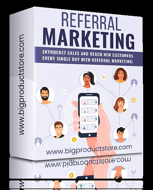 Referral Marketing PLR Pack