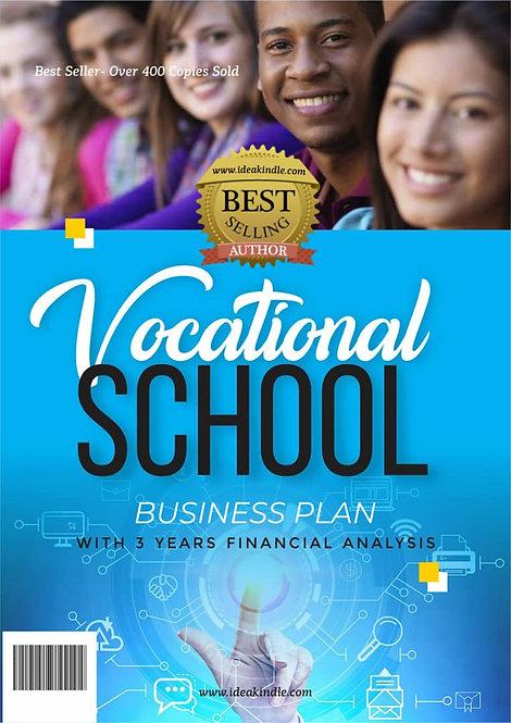 Vocational School Business Plan