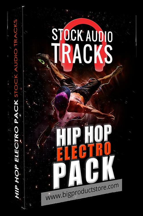 Hip Hop Electro Stock Audio Tracks Pack