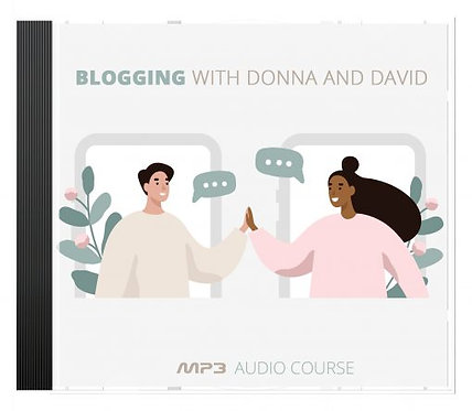 Traffic Blogging With Donna And David Audio Pack