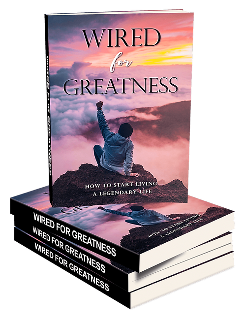 Wired For Greatness Pack
