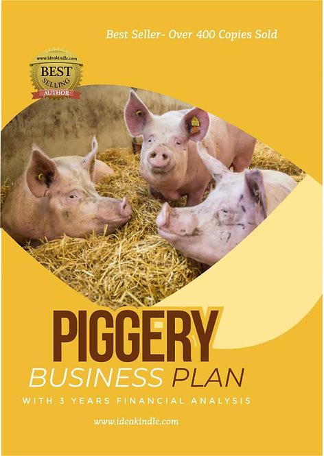 Piggery Business Plan