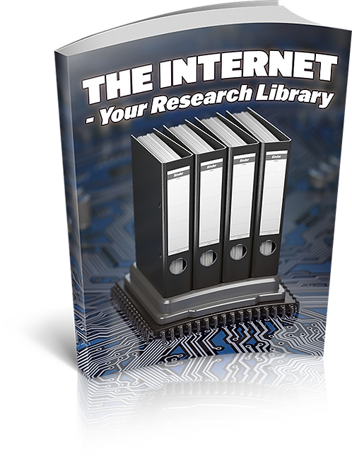 The Internet – Your Research Library