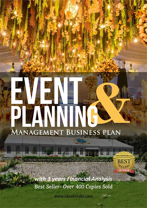 Event Planning Business Plan