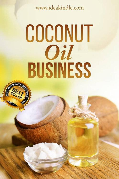 Coconut Oil Business Plan
