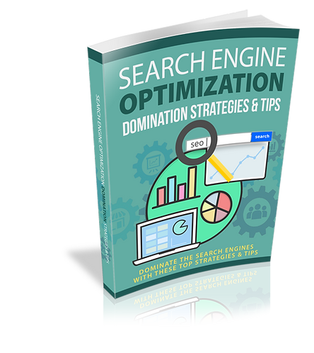 SEO Domination Strategies And Tips