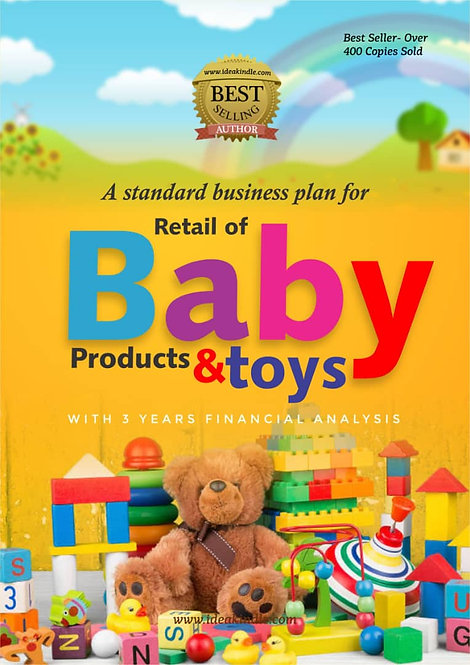 Baby Shop Business Plan