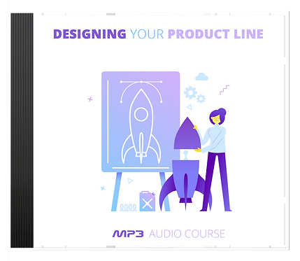 Designing Your Product Line Audio Pack