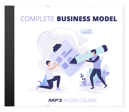 Complete Business Model Audio Pack